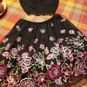 Dresses & Skirts - 2 piece party dress